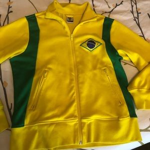Official Brazil World Cup Jacket
